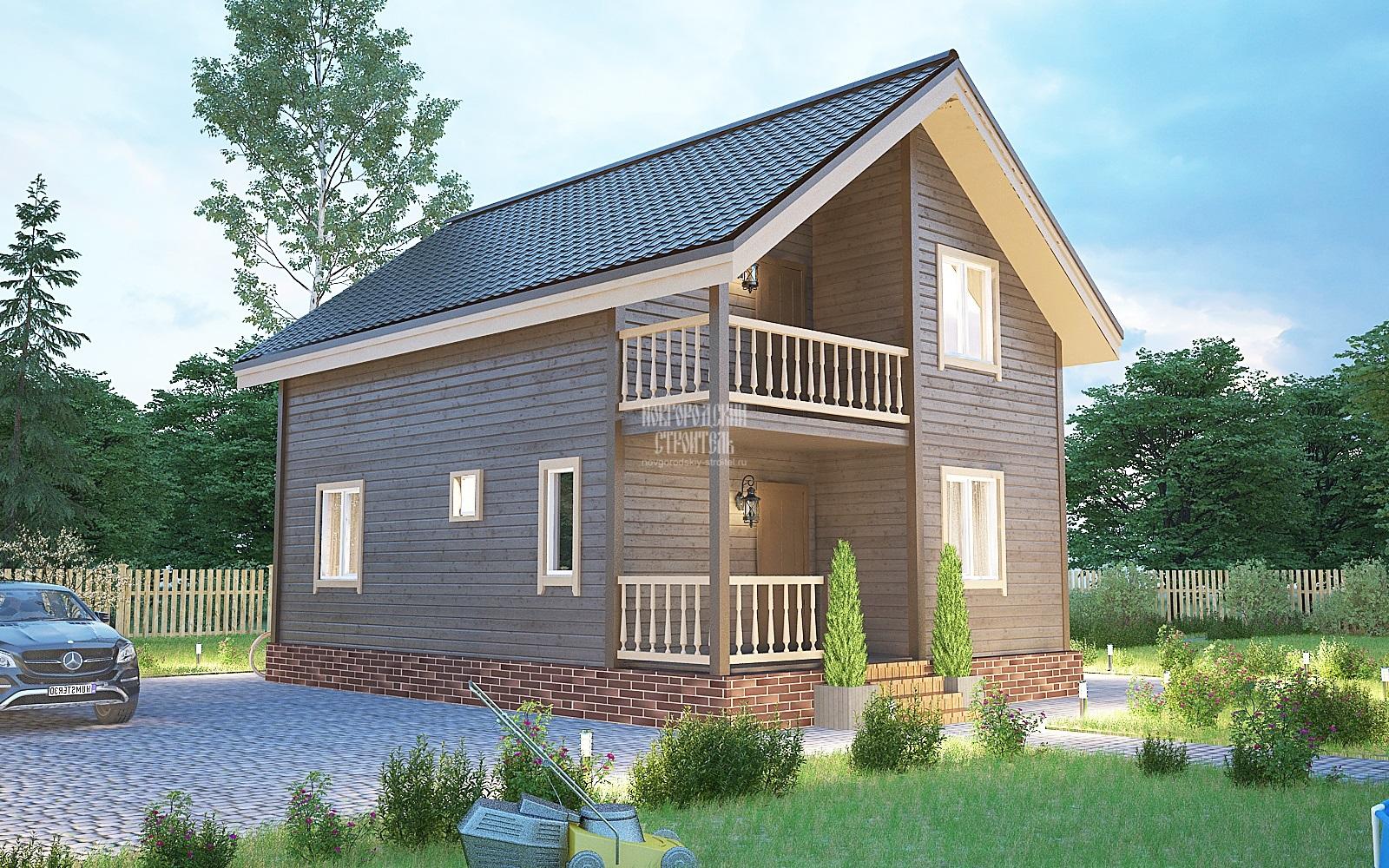 Проект одноэтажного дома 10х12 с отличной планировкой — 20 лучших идей, чертежи, советы