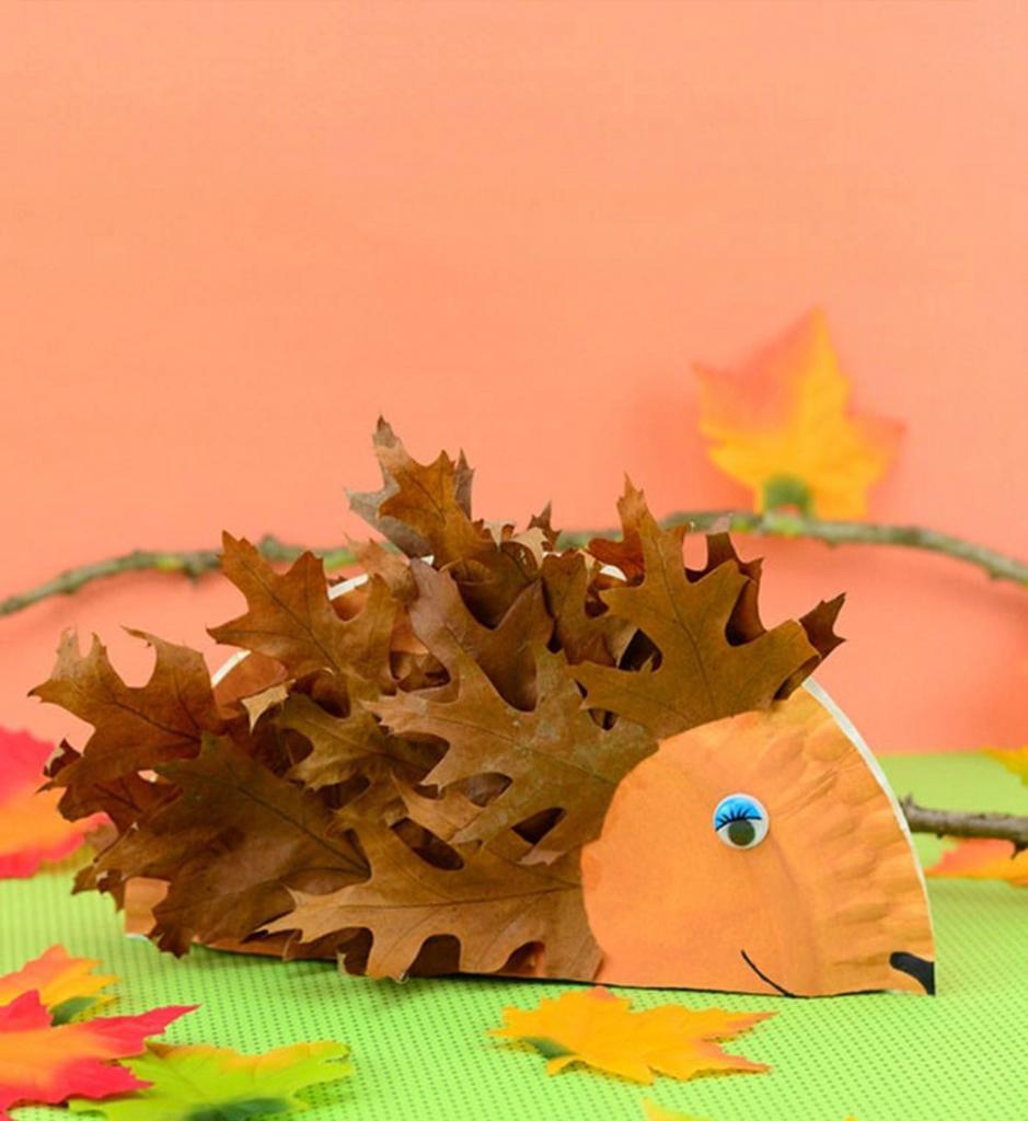 Красивые листья из бумаги: оригинальные идеи и варианты, пошаговая инструкция
