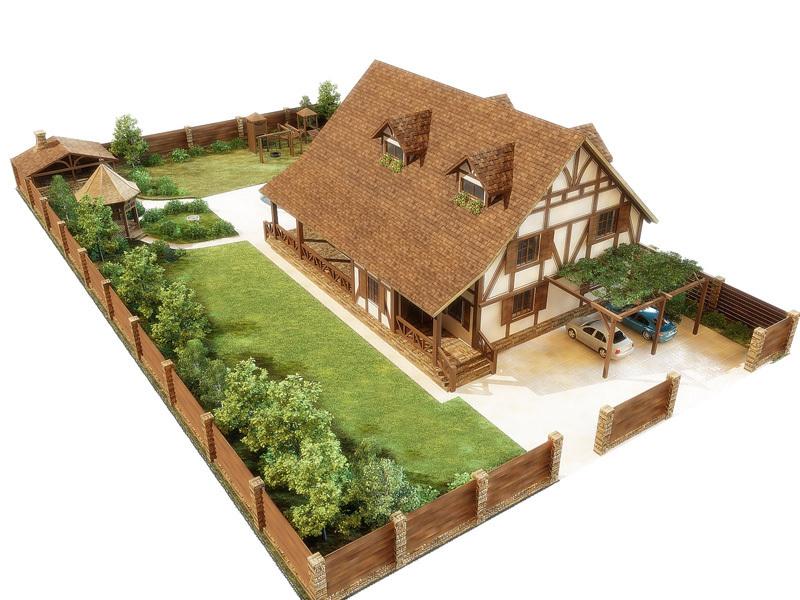 Размеры земельных участков под садоводство и огородничество