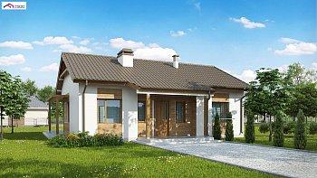 Проект одноэтажного дома 10х12 с отличной планировкой - лучшие идеи!