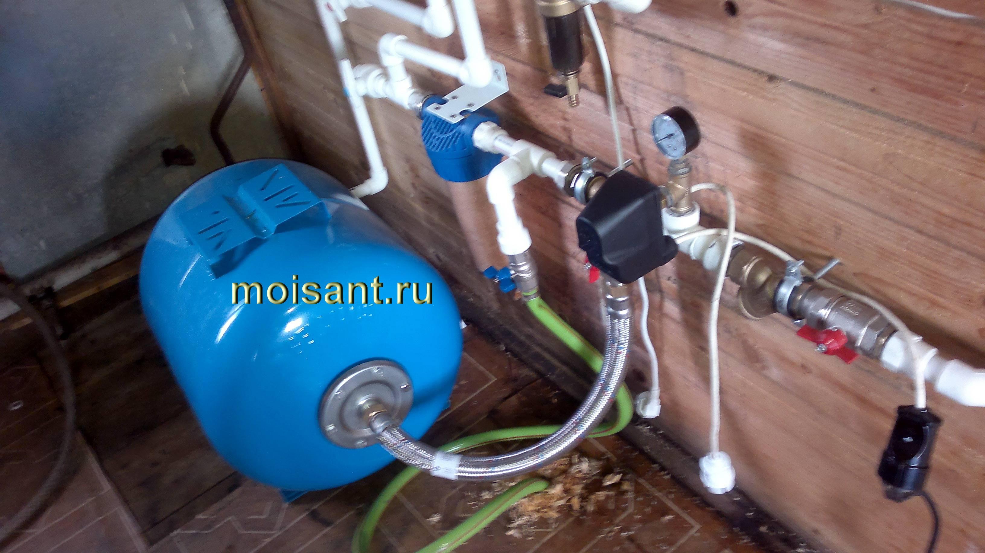 Настраиваем реле давления с двумя пружинами.пошаговая инструкция для абсолютных чайников