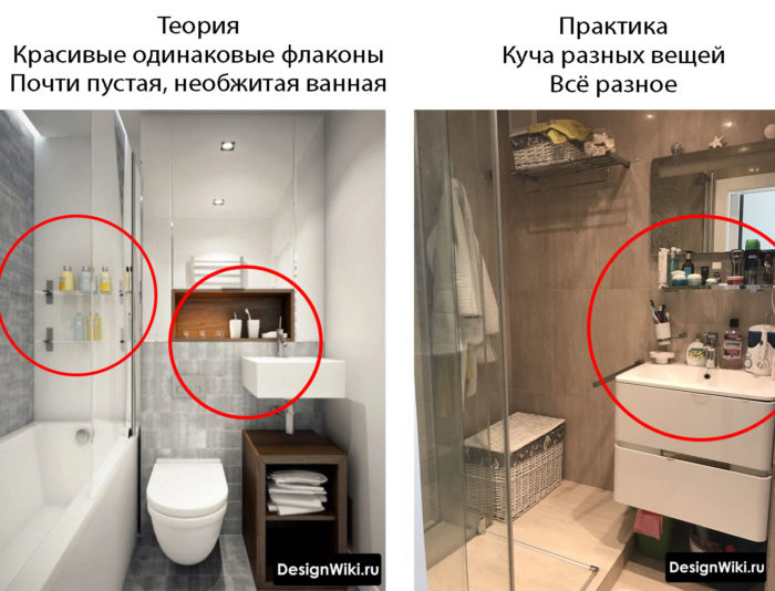 Дизайн ванны 2 кв м стандартная ситуация в нашей стране. дизайн ванной комнаты 2 кв метра примеры оформления