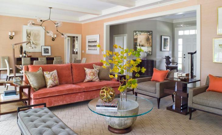персиковый цвет фото