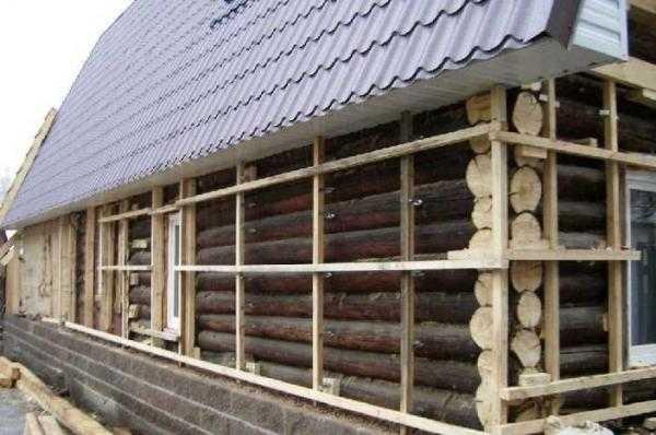 переделка деревенского дома