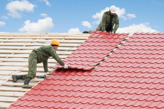Простые крыши домов: фото доступных вариантов