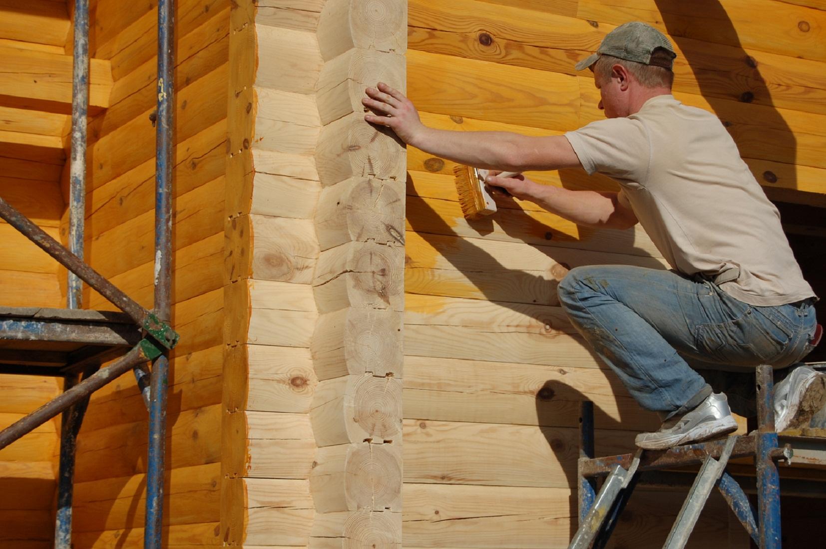 Чем обработать дерево от гниения и влаги в различных местах