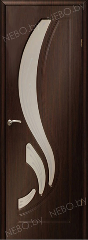 Темные двери в интерьере квартиры - сочетание с темным и светлым полом, фото дизайна