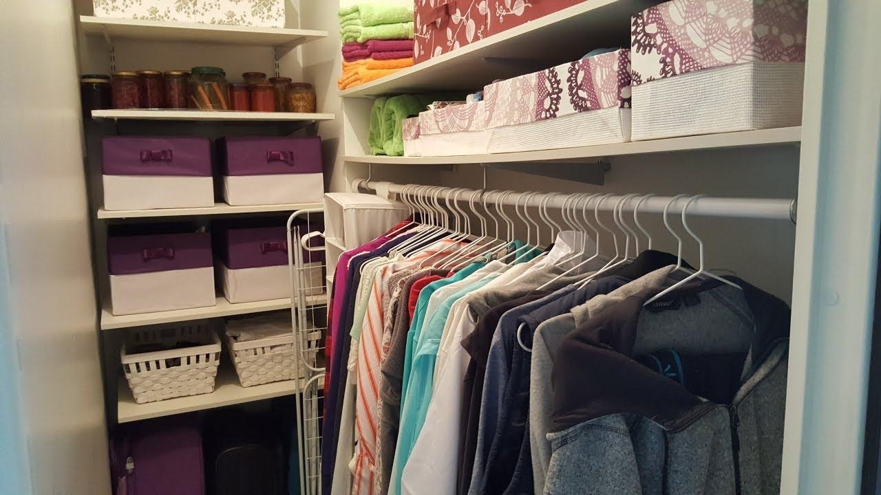Организация гардеробной комнаты в современной квартире, виды гардеробных, их преимущества и недостатки
