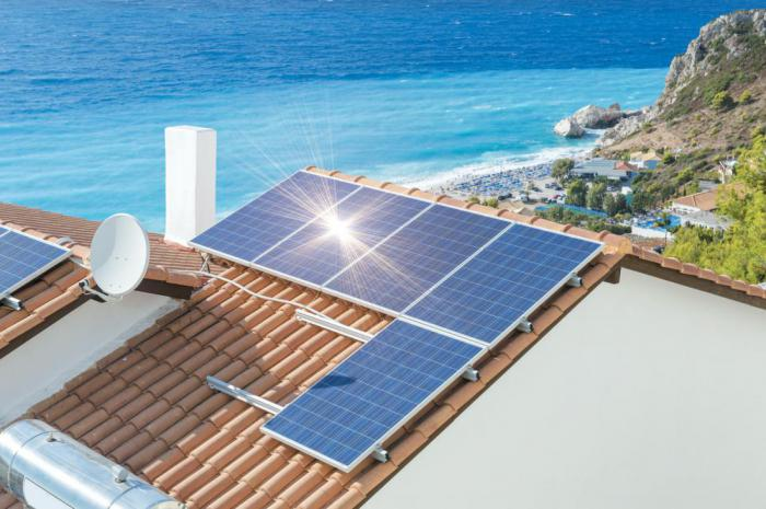 солнечные панели для частного дома