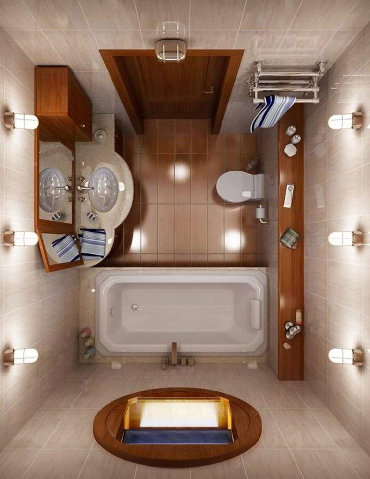 большая плитка для ванной комнаты
