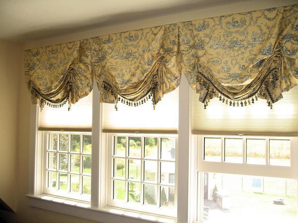 Красивые шторы в спальню современном, английском стиле, прованс, хай-тек