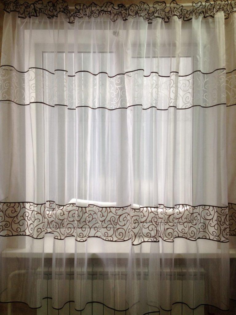 Несколько простых рекомендаций о том, как пришить шторную ленту на штору