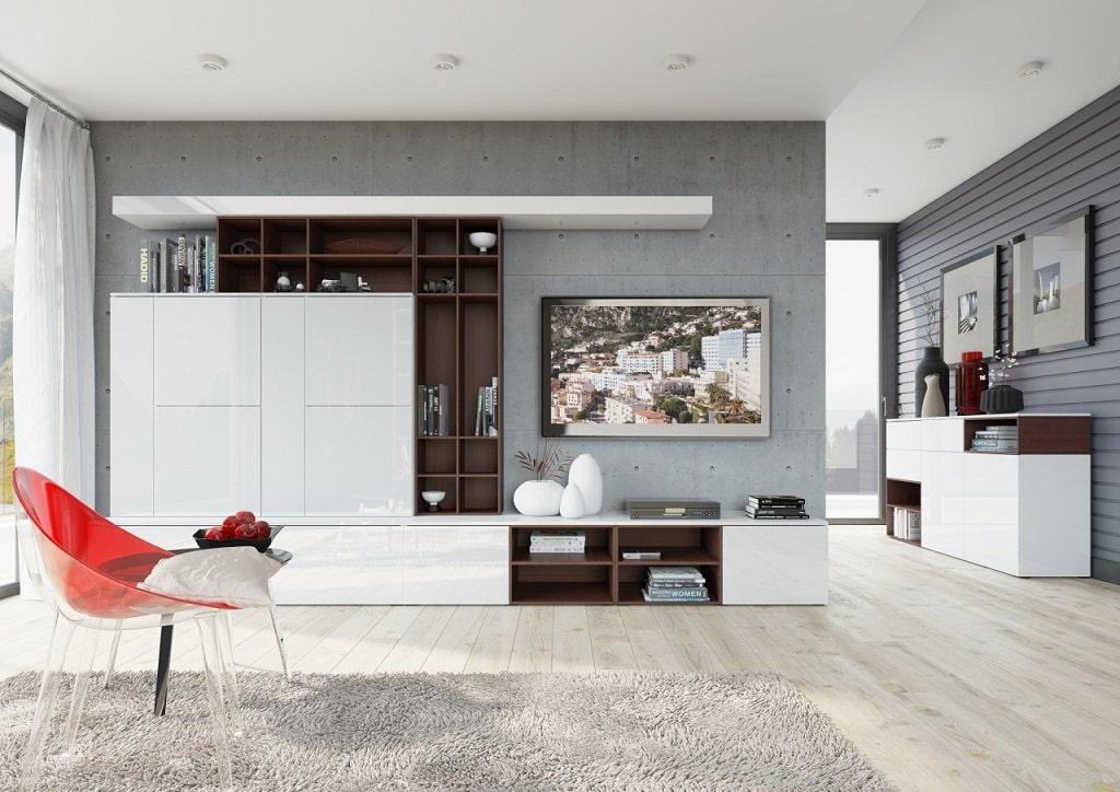 мебель стенка в зал