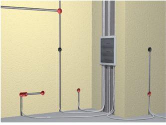 Особенности монтажа скрытой электропроводки – ваш надёжный дом