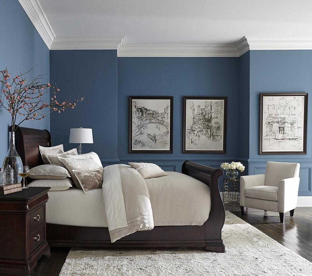 Цвет индиго в интерьере квартиры: фото идеи цвет индиго в интерьере квартиры: фото идеи