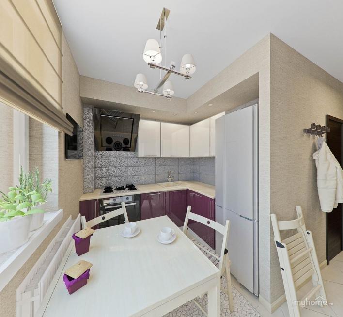 Мини-кухня для студии: достоинства и недостатки, особенности выбора и дизайна