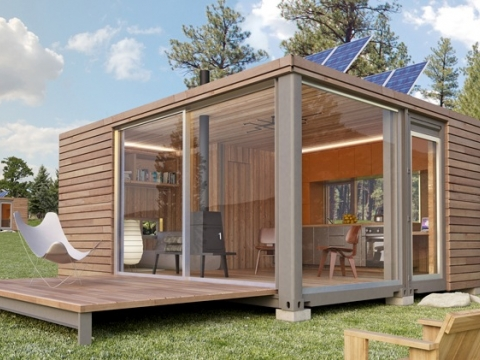 модульные каркасные дома для круглогодичного проживания