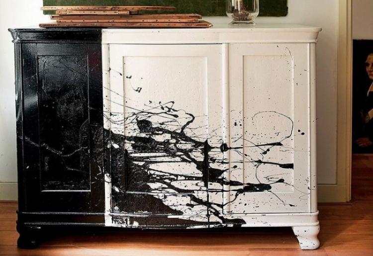 реставрация старого шкафа