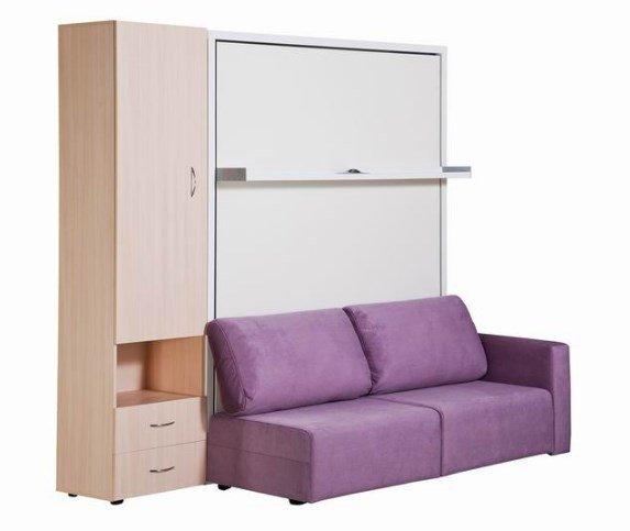 Мебель для малогабаритной квартиры: разновидности конструкций, советы по выбору