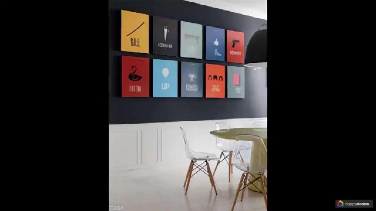 Постеры для интерьера: современные и красивые - 25 фото