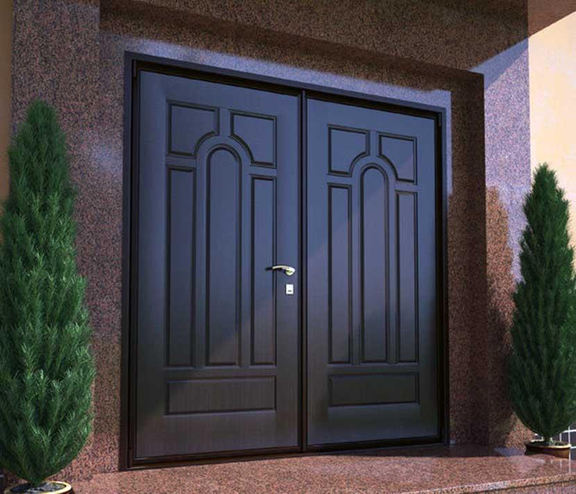 Размер входной двери: стандартные высота и ширина полотна с коробкой в квартире и частном доме, как правильно подобрать нужный стандарт.