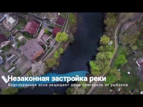 водоохранная зона ручья