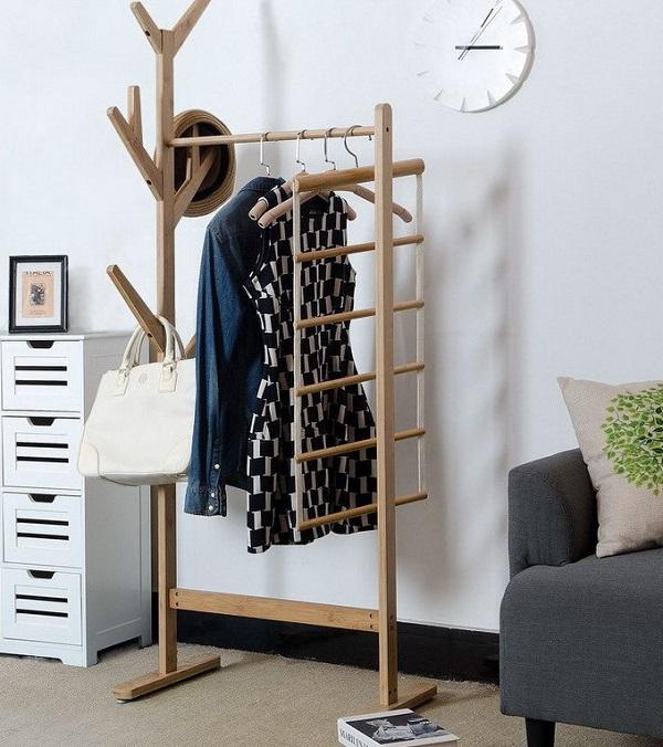 Вешалка в прихожую своими руками (31 фото): как сделать оригинальные и простые настенные аксессуары для одежды в коридор