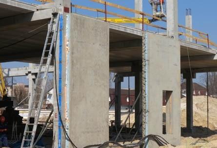 Дом из панелей жби (строительство из железобетонных плит)