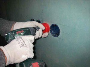 Подрозетники по бетону: виды, правила установки, инструкция