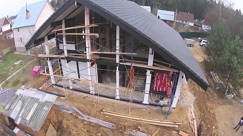 Фахверковые дома: особенности строительства и плюсы. | karkasnydom
