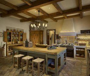 Кухня в стиле прованс (48 фото): как надо и в чём фишка, примеры интерьеров, белая, с гостиной, модульная, аксессуары, отделка стен, потолка и пола, мебель, декор