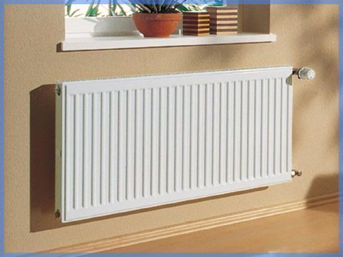 Монтаж водяных радиаторов отопления в полу | отопление дома и квартиры