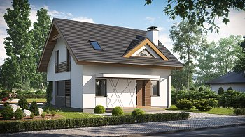 Проект дома 9 на 9 - способы проектирования, советы по выбору дизайна и оформления квадратного дома