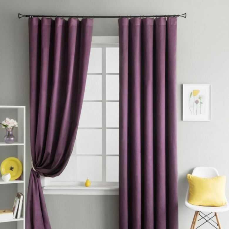 модные шторы для зала фото