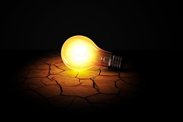 почему моргает свет