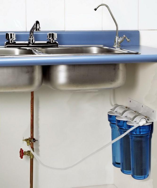 Лучшие фильтры для воды под мойку на 2020 год