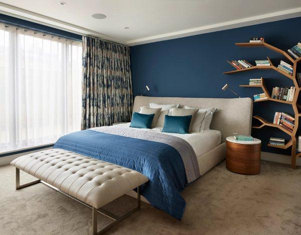 дизайн спален в современном стиле фото