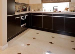 Линолеум для кухни - сравниваем, выбираем, стелим своими руками (фото)