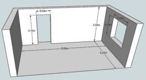 Стандартная высота потолков в квартире (60 фото): какой стандарт в сталинских домах и в «брежневке», как визуально увеличить пространство, минимальные габариты жилого помещения