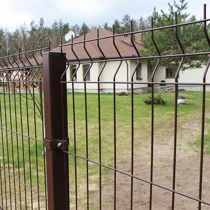 Заборы из 3d сетки в зеленограде