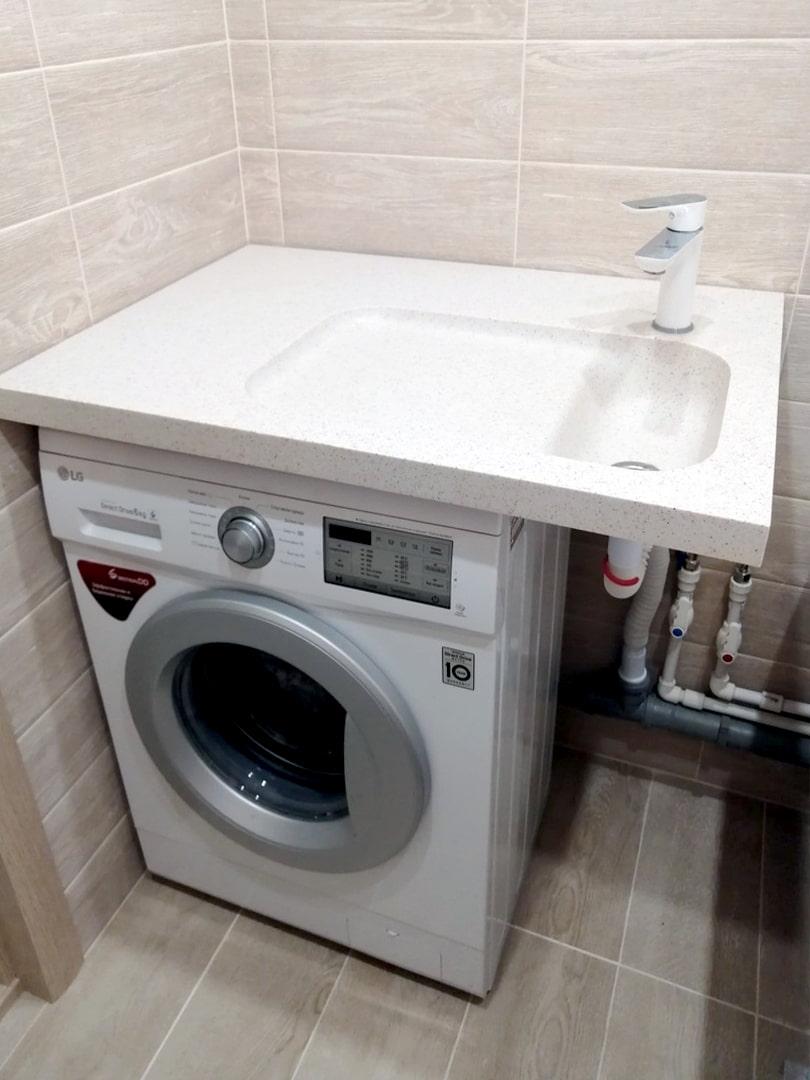 мойка под стиральную машину