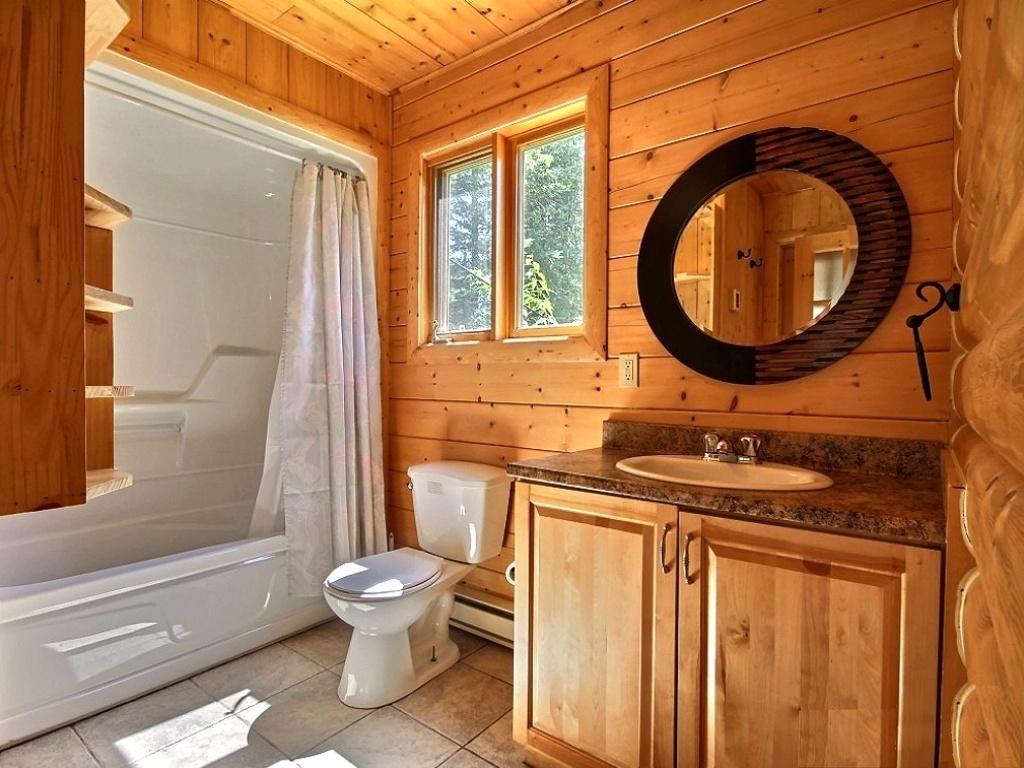 Ванна в каркасном доме: особенности отделки