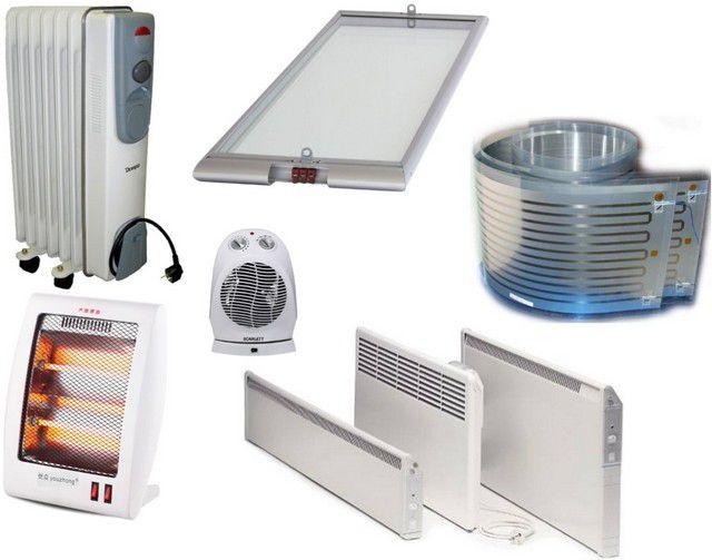 Популярные модели керамических батарей жилых и производственных помещений