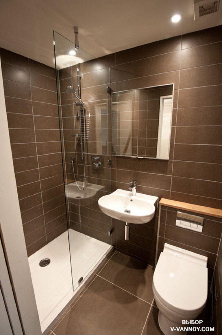 Отделка ванной комнаты плиткой: фото-варианты, технология