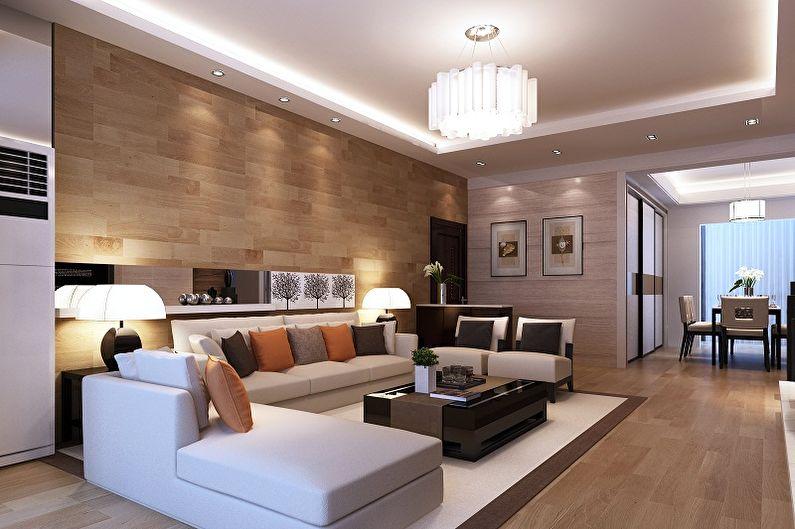 Люстра в гостиную — шикарные варианты в современном дизайне +117 фото