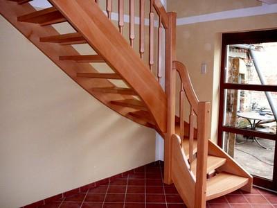 как делать лестницу
