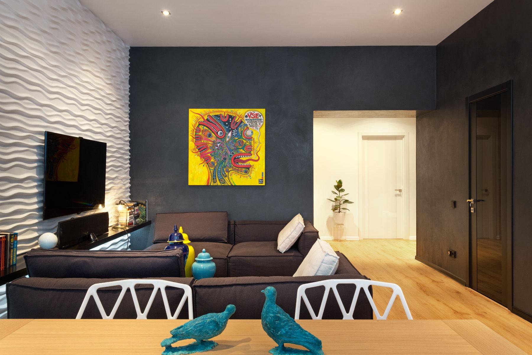 Водоэмульсионная краска для стен и потолков: особенности, как выбрать, как наносить