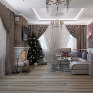 Дизайн гостиной в частном доме — фото вариантов отделки — портал о строительстве, ремонте и дизайне