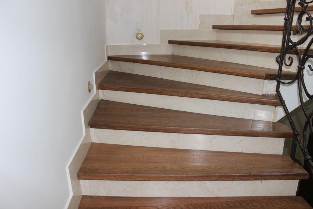 как обшить лестницу на металлокаркасе