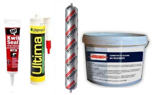 Полиуретановый герметик: однокомпонентный клей для заделки швов, расход водостойкой продукции на 1 м, свойства и применение продукции «ижора»
